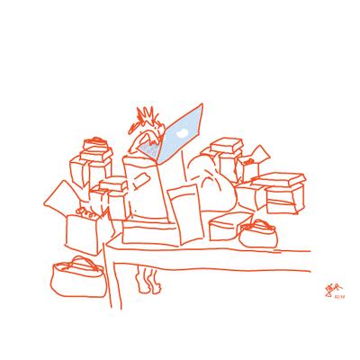 Demenagement-dessin